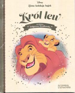 Okładka książki - Król lew
