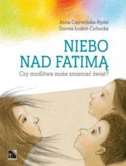 Okładka książki - Niebo nad Fatimą