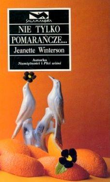 Okładka książki - Nie tylko pomarańcze...