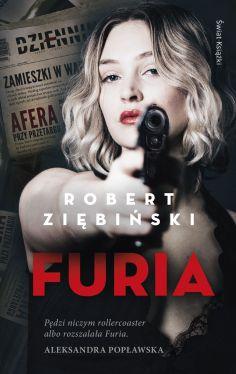Okładka książki - Furia