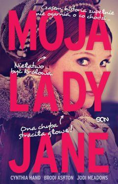 Okładka książki - Moja lady Jane