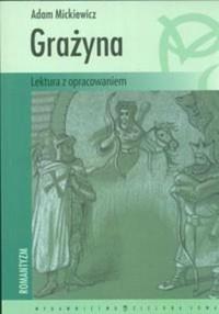 Okładka książki - Grażyna