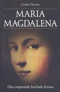 Okładka książki - Maria Magdalena