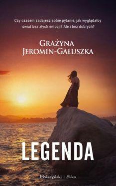 Okładka książki - Legenda