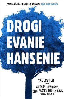 Okładka książki - Drogi Evanie Hansenie
