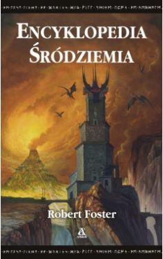 Okładka książki - Encyklopedia Śródziemia