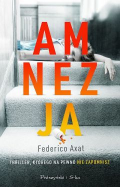 Okładka książki - Amnezja