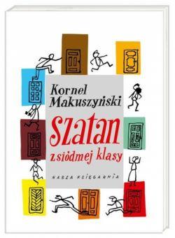 Okładka książki - Szatan z siódmej klasy