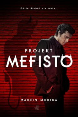 Okładka książki - Projekt Mefisto