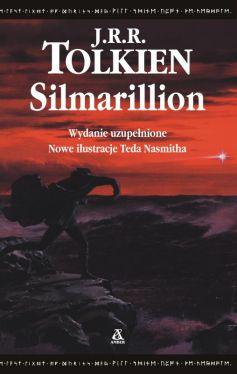 Okładka książki - Silmarillion