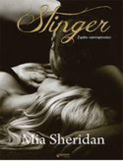 Okładka książki - Stinger. Żądło namiętności