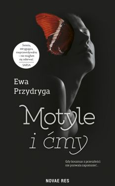 Okładka książki - Motyle i ćmy