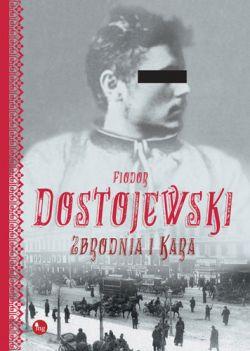 Okładka książki - Zbrodnia i kara