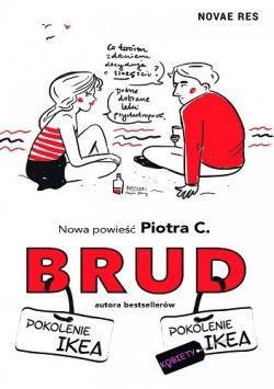 Okładka książki - Brud