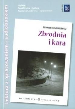 Okładka książki - Zbrodnia i kara. Audiobook