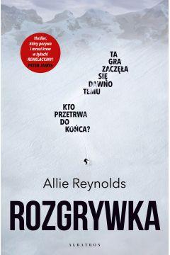 Okładka książki - Rozgrywka