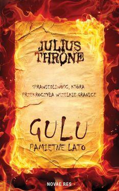 Okładka książki - Gulu. Pamiętne lato