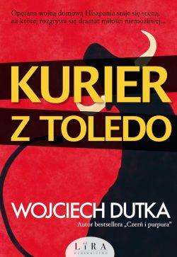 Okładka książki - Kurier z Toledo