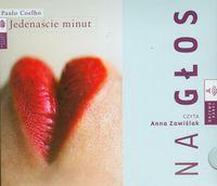 Okładka książki - Jedenaście minut. Audiobook