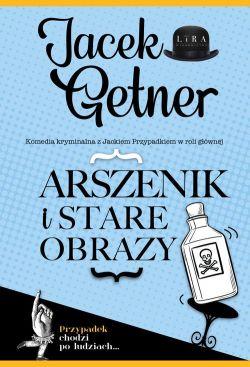 Okładka książki - Arszenik i stare obrazy