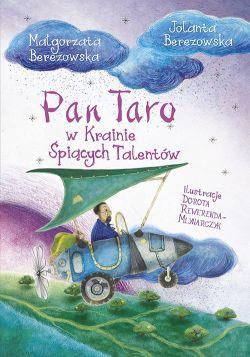 Okładka książki - Pan Taro w Krainie Śpiących Talentów