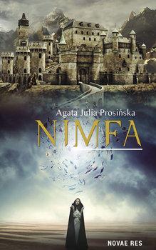 Okładka książki - Nimfa