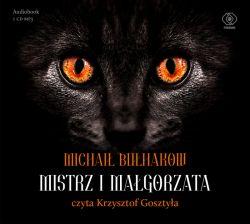 Okładka książki - Mistrz i Małgorzata. Audiobook