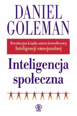 Okładka książki - Inteligencja społeczna