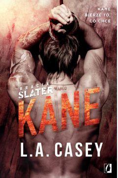 Okładka książki - Kane