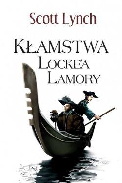 Okładka książki - Kłamstwa Lockea Lamory