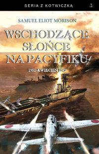 Okładka książki - Wschodzące słońce na Pacyfiku