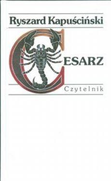 Okładka książki - Cesarz