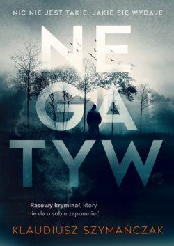 Okładka książki - Negatyw