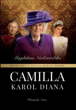 Okładka książki - Opowieści z angielskiego dworu. Camilla