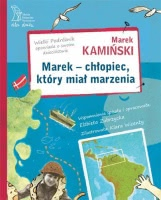 Okładka książki - Marek - chłopiec, który miał marzenia
