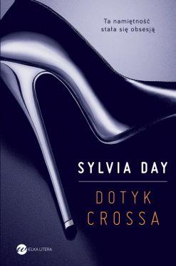 Okładka książki - Dotyk Crossa