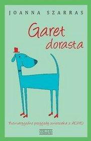 Okładka książki - Garet dorasta