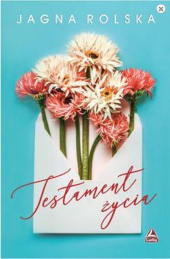 Okładka książki - Testament życia