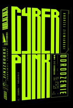 Okładka książki - Cyberpunk