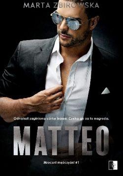 Okładka książki - Matteo