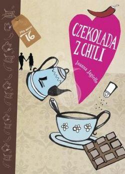 Okładka książki - Czekolada z chili