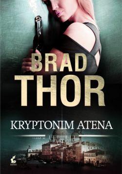 Okładka książki - Kryptonim Atena