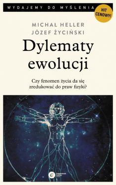 Okładka książki - Dylematy ewolucji