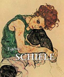 Okładka książki - Egon Schiele