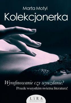 Okładka książki - Kolekcjonerka