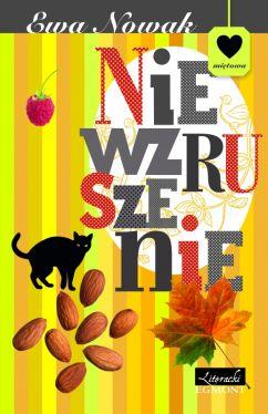 Okładka książki - Seria Miętowa. Niewzruszenie