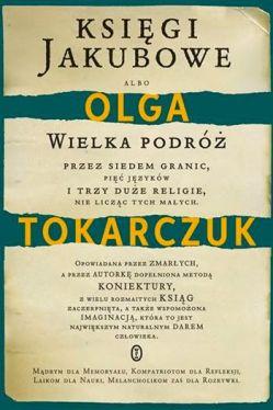 Okładka książki - Księgi Jakubowe