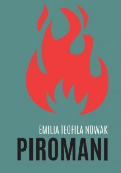 Okładka książki - Piromani