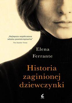Okładka książki - Historia zaginionej dziewczynki