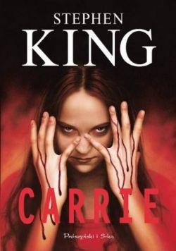 Okładka książki - Carrie